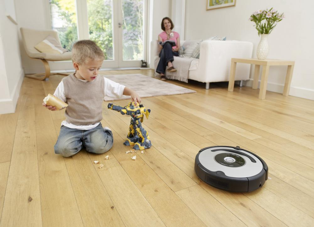 iRobot Roomba 555 PET