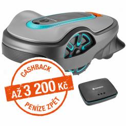 Gardena Sileno life 850 smart - Cashback 2800 Kč