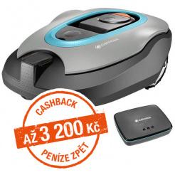 Gardena Sileno+ 2000 smart - Cashback 3200 Kč