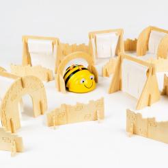 Bee-Bot / Blue-Bot Dřevěná překážková dráha