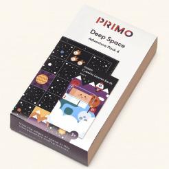 Primo - Cubetto - dobrodružná mapa vesmír