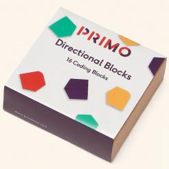 Primo - Cubetto - Směrové dílky
