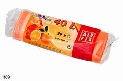 Pytle 40L do odpadkových košů s aroma pomeranče