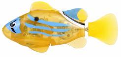 Robo ryba svítící - Žluťásek