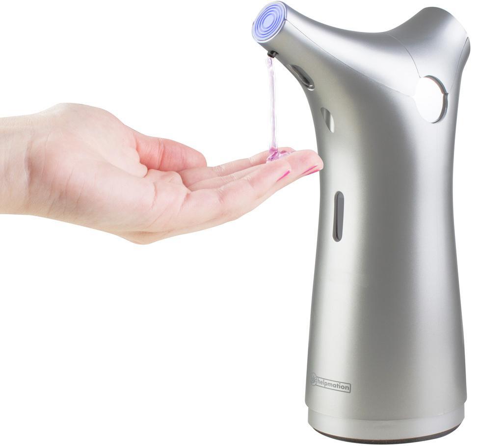 Helpmation 220ml (V-476) stříbrný