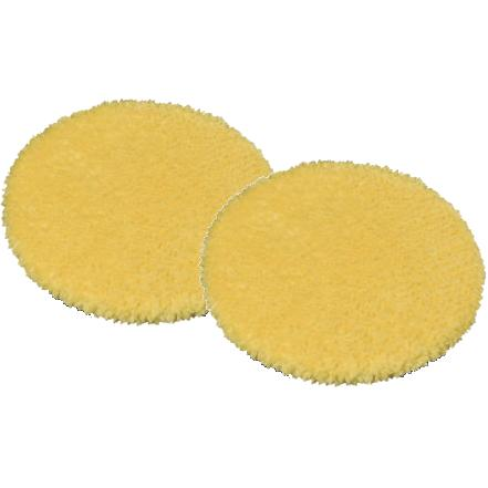 Utěrky z mikrovlákna pro Hobot - sada 12 ks - žluté
