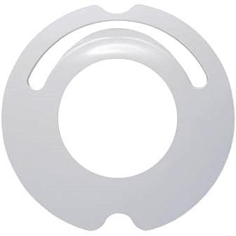 Kryt pro iRobot Roomba 500 a 600 - stříbrný