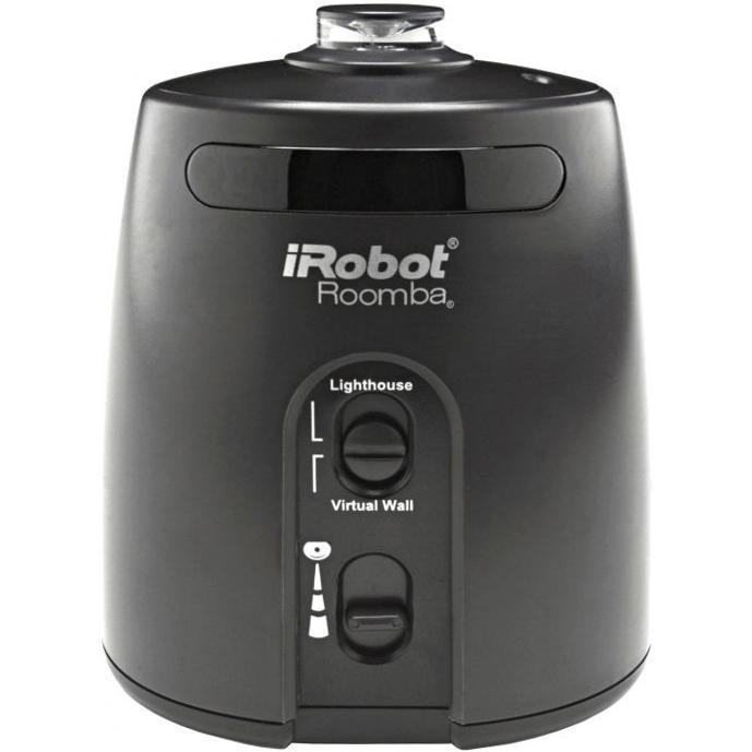 Virtuální stěna s majákem iRobot Roomba - černá