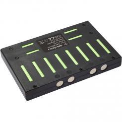 Baterie CleanMate QQ-6 - 2600 mAh