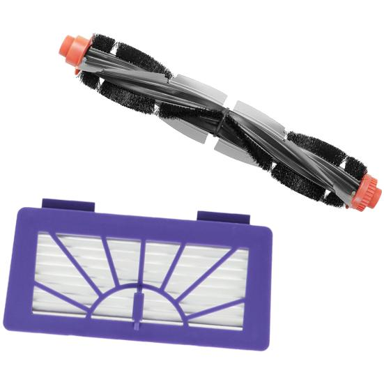 Sada pro alergiky - kartáč + HEPA filtr pro Neato série XV
