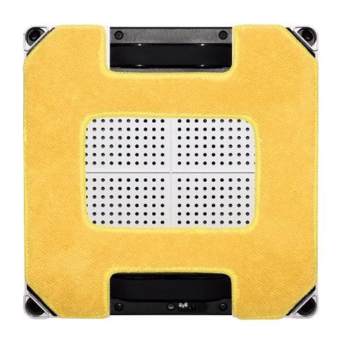 Sada utěrek pro Hobot 268/288/298 - žluté