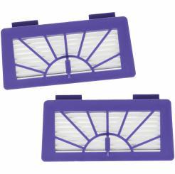 Sada HEPA filtrů pro Neato série XV - 2ks