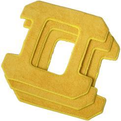 Utěrka z mikrovlákna (žlutá)