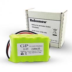 Baterie obvodového spínače Robomow
