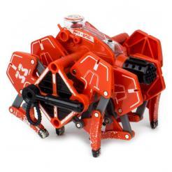 HEXBUG Bojová tarantule červená