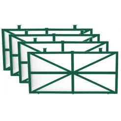 Náhradní filtrační vložky 400 µm