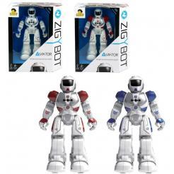 Zigybot - Robot Viktor - červený