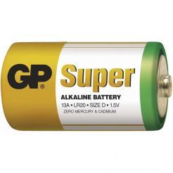 GP Super 1,5 V baterie typu D