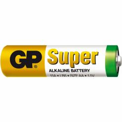 Baterie GP Alkaline AA, tužka