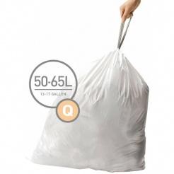 Pytle do odpadkových košů typu Q - 20 ks