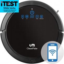 CleanMate QQ-6 PRO + mop - vítěz iTest 2018