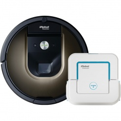 iRobot Roomba 980 + mop Braava 240 ZDARMA