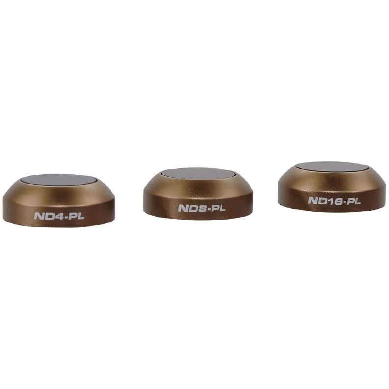 Set ND+PL filtrů pro DJI Mavic PRO (ND4/8/16)