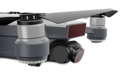 Set filtrů pro DJI Spark (HD ND4/8/16/UV/PL)