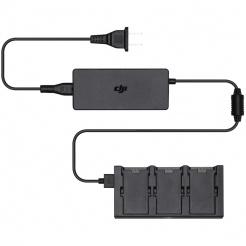 Nabíjecí adaptér pro 3 baterie pro DJI Spark