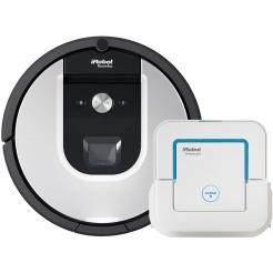 iRobot Roomba 965 + Braava jet 240
