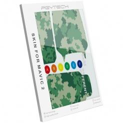 Skin pro DJI Mavic 2 - Forest Digital Camouflage