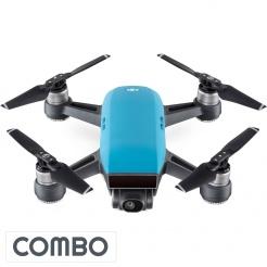 DJI Spark Fly More Combo - Sky Blue
