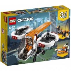 LEGO Dron průzkumník