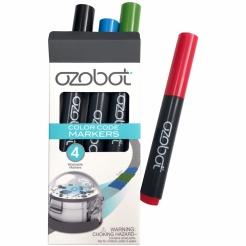 Sada barevných fixů pro Ozobot - 4 ks