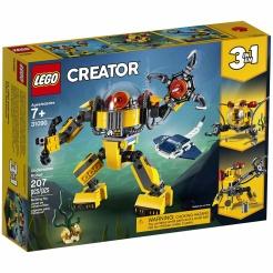LEGO Creator 31090 Podvodní robot