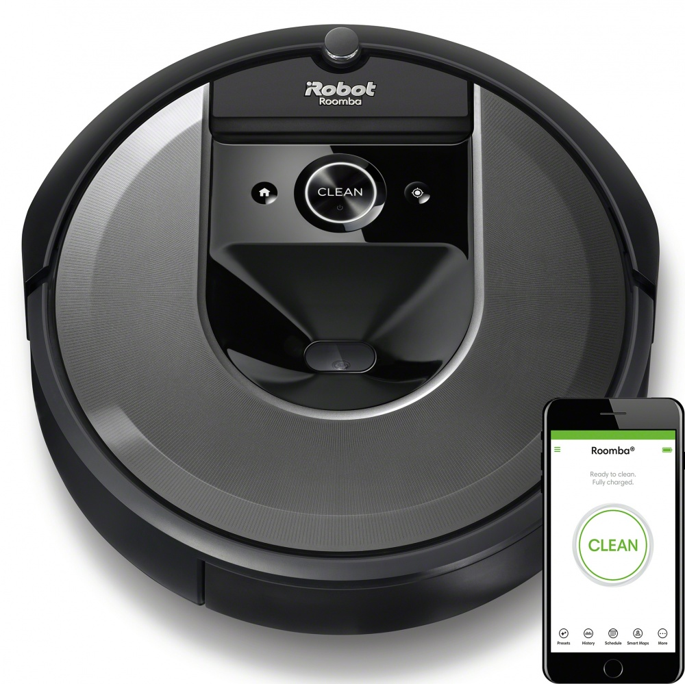 iRobot Roomba i7+ (7558 grey) WiFi