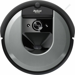 iRobot Roomba i7+ (7550 silver) WiFi