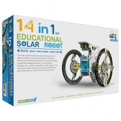 Obojživelník - solarní set 14v1