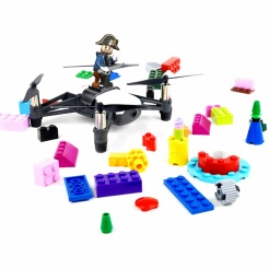 Adaptér na LEGO kostičky pro DJI Ryze Tello