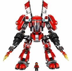 LEGO Ninjago 70615 Ohnivý Robot