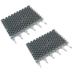 PVC kartáče pro Zodiac CyclonX - 2ks