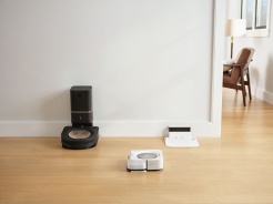 iRobot Roomba i7+ grey a Braava jet m6