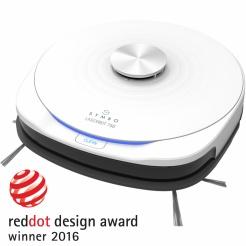 Symbo LASERBOT 750 white WiFi + mop (vítěz Reddot Award)