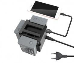 Nabíjecí adaptér pro 3 baterie DJI RoboMaster S1