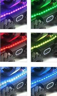 Barevné LED osvětlení pro DJI RoboMaster S1