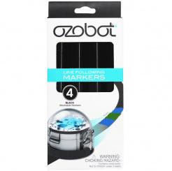 Sada černých fixů pro Ozobot - 4 ks