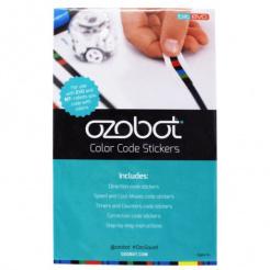 Ozobot – nálepky s barevnými kódy