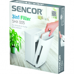 Filtr 3v1 pro  Sencor SHA 6400WH