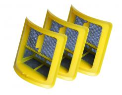 Sada 3 ks filtru pro Cartridge Raycop HERA