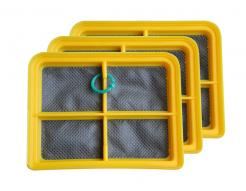 Sada 3 Cartridge filtrů pro Raycop MAGNUS